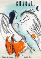 Marc Chagall: Kunsthalle Bern, 1956