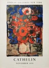 Bernard Cathelin: Findlay Galleries,1958