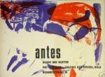 Horst Antes: Galerie der Spiegel, 1960