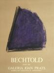 Erwin Bechtold: Galerie Joan Prats, 1984