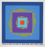 Ernest Trova: Pace Gallery - New York, 1969