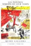 Marc Chagall: Musée Galiera (1), 1963