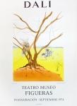 Salvador Dali: Asher, Teatro Museo Figueras, 1974