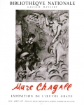 Marc Chagall: Bibliothéque Nationale, 1957