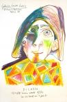Pablo Picasso: Galerie Leiris, 1971