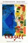 Marc Chagall: Fondation Maeght, 1967