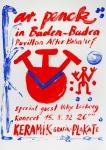 A.R. Penck: Baden-Baden, 1992