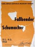 Emil Schumacher: Karl-Ernst-Osthaus-Museum, 1958