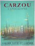 Jean Carzou: Galerie David et Garnier, 1957