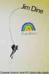 Jim Dine: Galerie Mikro, 1970