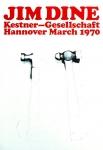Jim Dine: Kestner-Gesellschaft, 1970