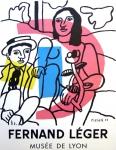 Fernand Léger: Musée de Lyon, 1955