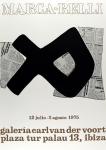 Conrad Marca-Relli: Galerie van der Voort, 1975