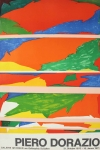 Piero Dorazio: Galerie im Erker (1), 1970