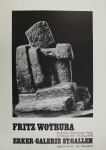 Fritz Wotruba: Erker-Galerie, 1977