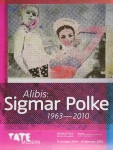 Sigmar Polke: Tate Gallery, 2015