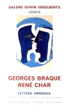 Georges Braque: Galerie Engelberts, 1963