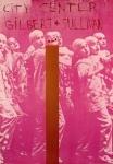 Jim Dine: Gilbert + Sullivan, 1968