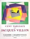 Jacques Villon: Galerie Carpentier, 1961