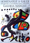 Joan Miró: Galerie Maeght - Barcelona, 1979