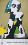 Horst Antes: Olympia 1972