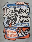Jean Dubuffet: Cooucou Bazar, 1973