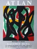 Jean-Michel Atlan: Galerie Bing, 1959