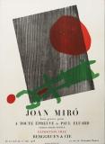 Joan Miró: A TOUT ÉPREUVE, 1958