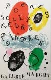 Joan Miró: Galerie Maeght, 1960