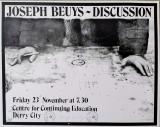 Joseph Beuys: DISCUSSION, 1974