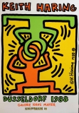 Keith Haring: Galerie Hans Mayer, 1988