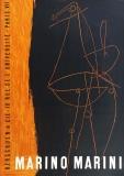 Marino Marini: Galerie Berggruen, 1955