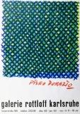 Piero Dorazio: Galerie Rottloff, 1962