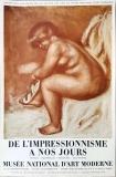 Pierre-Auguste Renoir: Musée National dArt Moderne, 1958