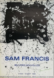 Sam Francis: Oevres Nouvelles, 1980