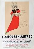 Henri de Toulouse Lautrec: Musée Jacquemart - Andre, 1958