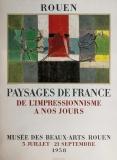 Jacques Villon: Musée des Beaux-Arts, 1958 (2)